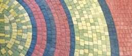 фото бруківки Мозаїка