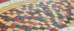 фотографія бруківки Мозаїка