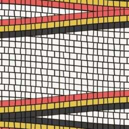 схема укладання бруківки Мозаїка