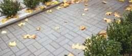 фото тротуарної плитки Цегла ретро фото