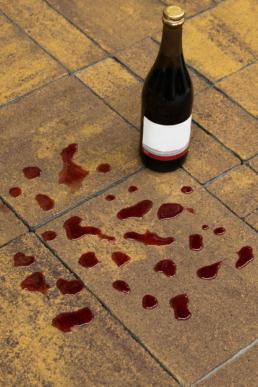 Вино на бруківці